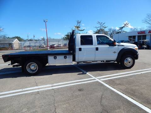 2015 Ford F-550 Super Duty for sale at Vail Automotive in Norfolk VA