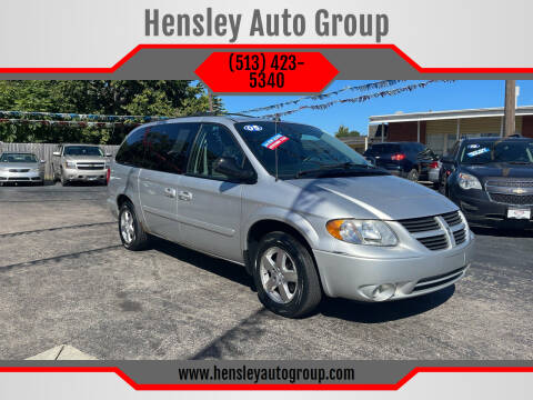 2005 Dodge Grand Caravan for sale at Hensley Auto Group in Middletown OH