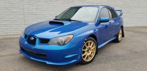 2007 Subaru Impreza for sale at LA Motors LLC in Denver CO