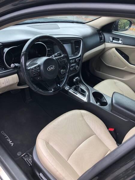 2016 Kia Optima Hybrid EX 4dr Sedan - Fallbrook CA