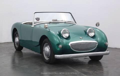 1961 Austin-Healey Bug Eye
