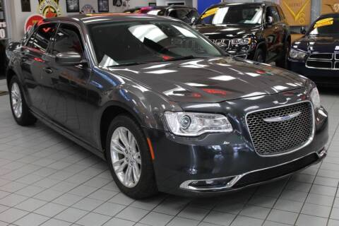2018 Chrysler 300 for sale at Windy City Motors in Chicago IL
