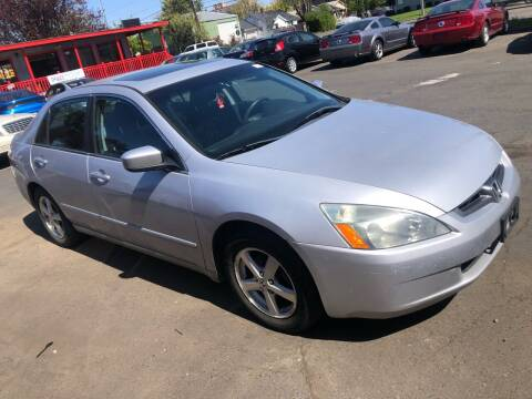 2004 Honda Accord for sale at Blue Line Auto Group in Portland OR