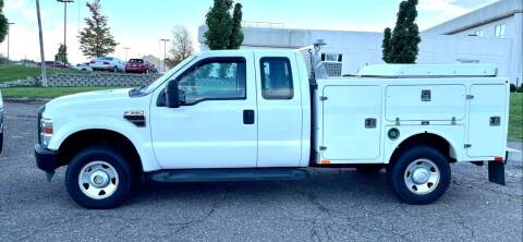 2008 Ford F-350 Super Duty for sale at Sparkle Auto Sales in Maplewood MN