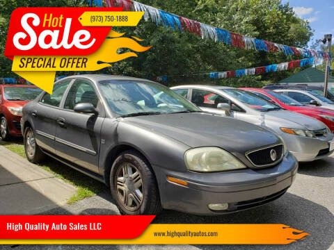 2002 Mercury Sable for sale at High Quality Auto Sales LLC in Bloomingdale NJ