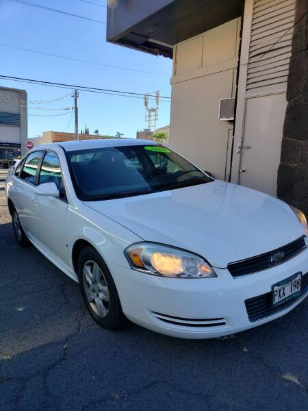 2009 Chevrolet Impala for sale at Ohana Auto Sales in Wailuku HI