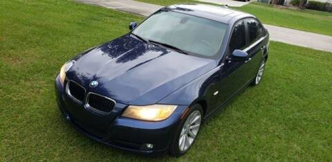 2011 BMW 3 Series for sale at Louie's Auto Sales in Leesburg FL