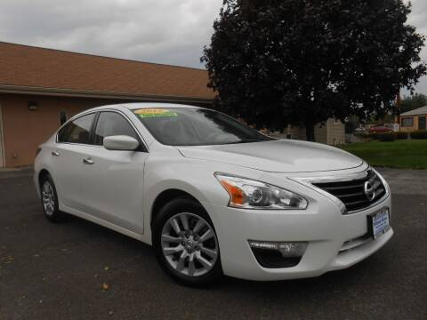2015 Nissan Altima for sale at McKenna Motors in Union Gap WA