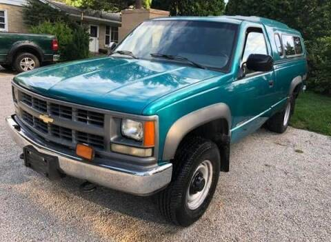 1994 Chevrolet C/K 2500 Series for sale at Classic Car Deals in Cadillac MI