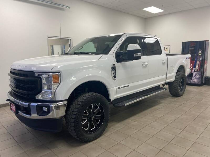 2020 Ford F-250 Super Duty for sale at DAN PORTER MOTORS in Dickinson ND