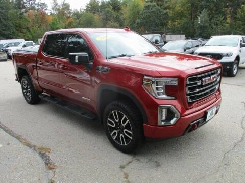 2019 GMC Sierra 1500 for sale at MC FARLAND FORD in Exeter NH