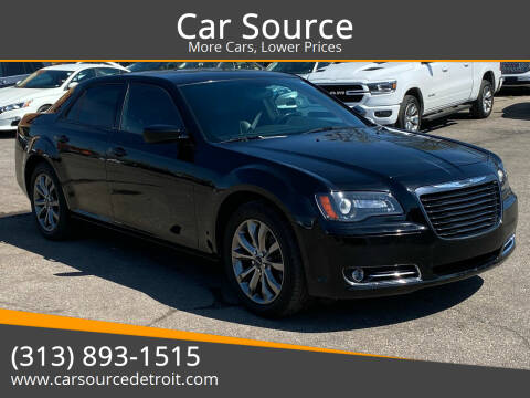 2014 Chrysler 300 for sale at Car Source in Detroit MI