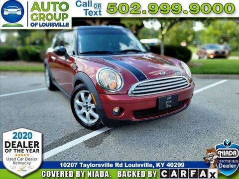 2008 MINI Cooper for sale at Auto Group of Louisville in Louisville KY