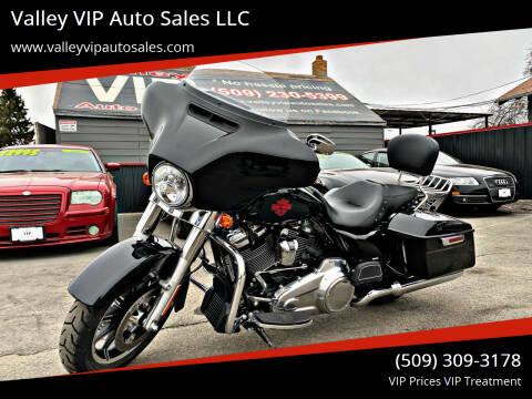 2020 Harley-Davidson FLHX Street Glide for sale at Valley VIP Auto Sales LLC in Spokane Valley WA