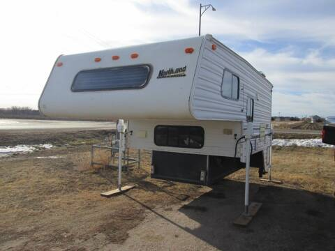 1998 Northland 10' slide in camper for sale at Joe's Motor Company in Hazard NE