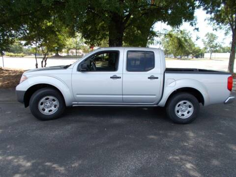 2012 Nissan Frontier for sale at A & P Automotive in Montgomery AL