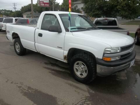 1999 Chevrolet Silverado 1500 for sale at A Plus Auto Sales in Sioux Falls SD