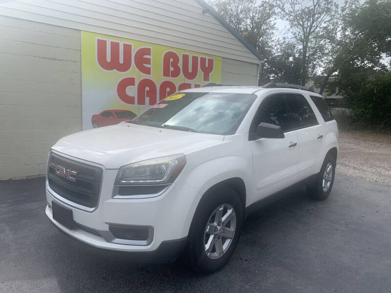 2014 GMC Acadia for sale at Right Price Auto Sales in Murfreesboro TN