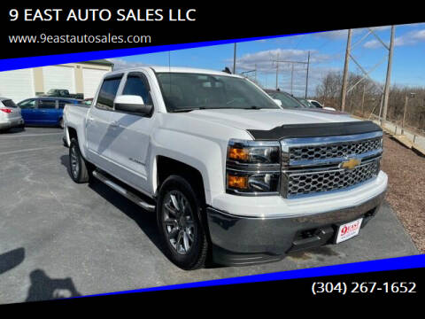 2015 Chevrolet Silverado 1500 for sale at 9 EAST AUTO SALES LLC in Martinsburg WV
