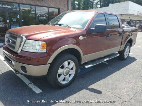 2006 Ford F-150 for sale at Michael D Stout in Cumming GA