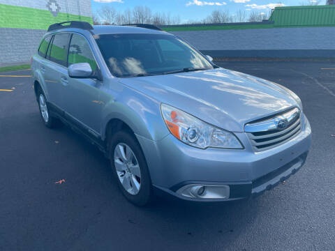 2012 Subaru Outback for sale at South Shore Auto Mall in Whitman MA