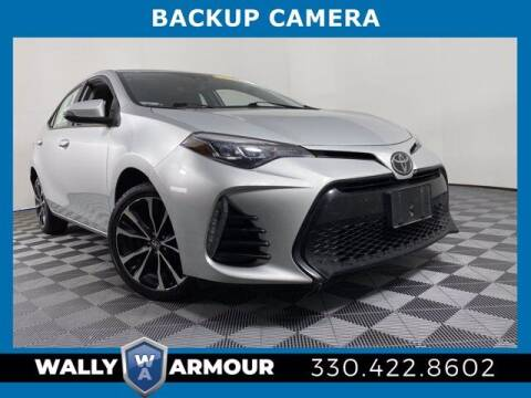 2017 Toyota Corolla for sale at Wally Armour Chrysler Dodge Jeep Ram in Alliance OH
