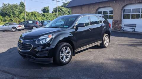 2016 Chevrolet Equinox for sale at Worley Motors in Enola PA