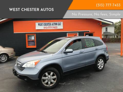 2008 Honda CR-V for sale at West Chester Autos in Hamilton OH
