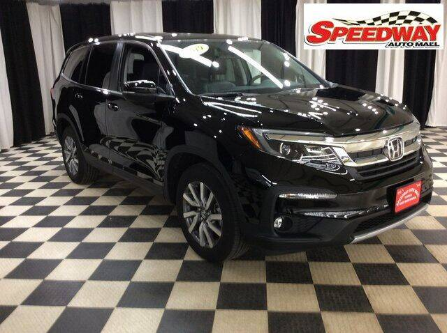 2019 Honda Pilot for sale at SPEEDWAY AUTO MALL INC in Machesney Park IL