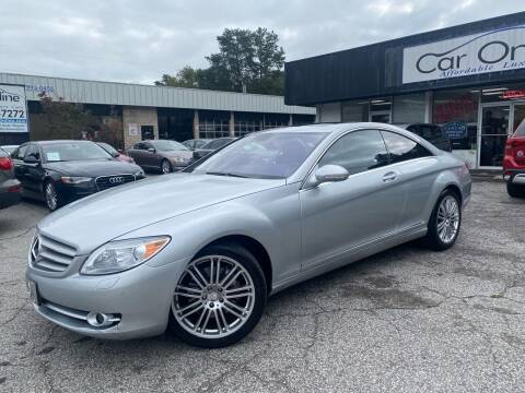 2008 Mercedes-Benz CL-Class for sale at Car Online in Roswell GA