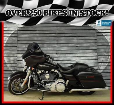 2016 Harley-Davidson Street Glide for sale at Motomaxcycles.com in Mesa AZ