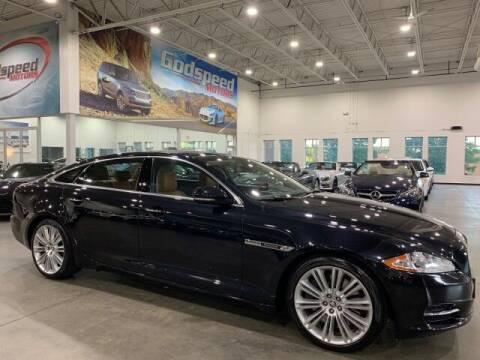 2012 Jaguar XJL for sale at Godspeed Motors in Charlotte NC