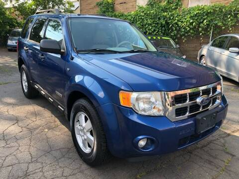2008 Ford Escape for sale at James Motor Cars in Hartford CT