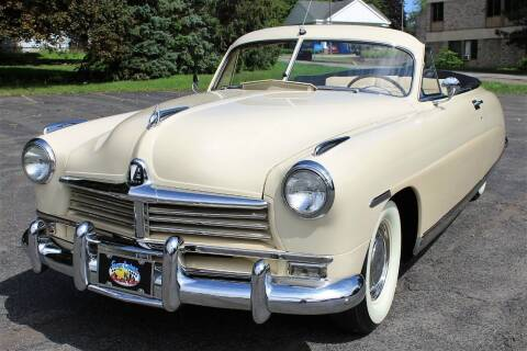 1949 Hudson Commodore 6 for sale at Great Lakes Classic Cars & Detail Shop in Hilton NY