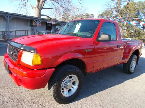 2003 Ford Ranger for sale at Culpepper Auto Sales in Cullman AL