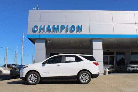 2021 Chevrolet Equinox for sale at Champion Chevrolet in Athens AL