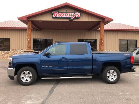 2017 Chevrolet Silverado 1500 for sale at Tommy's Car Lot in Chadron NE