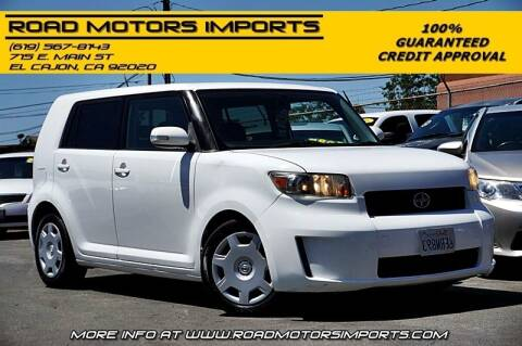 2009 Scion xB for sale at Road Motors Imports in El Cajon CA