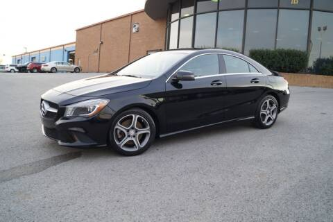2014 Mercedes-Benz CLA for sale at Next Ride Motors in Nashville TN