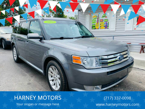 2009 Ford Flex for sale at HARNEY MOTORS in Gettysburg PA