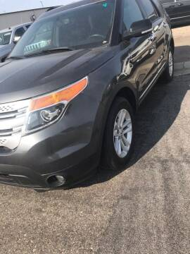 2015 Ford Explorer for sale at El Rancho Auto Sales in Marshall MN
