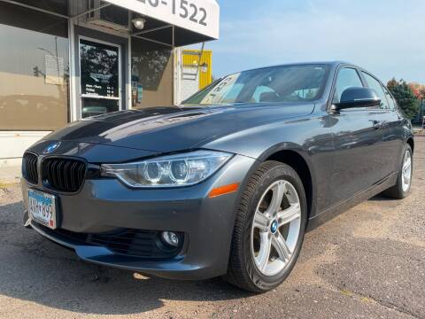 2015 BMW 3 Series for sale at Mainstreet Motor Company in Hopkins MN