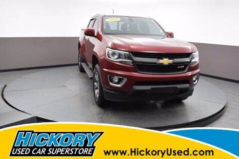 2018 Chevrolet Colorado for sale at Hickory Used Car Superstore in Hickory NC