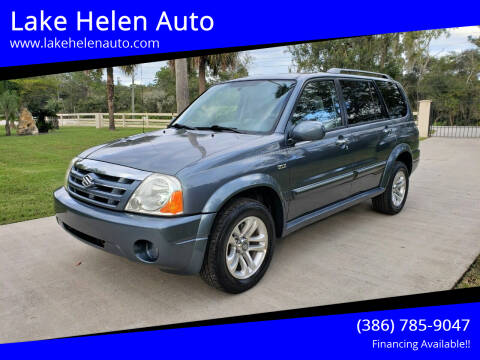 2004 Suzuki XL7 for sale at Lake Helen Auto in Lake Helen FL