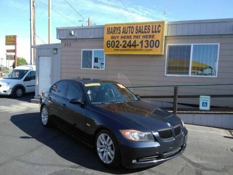 2006 BMW 3 Series for sale at Marys Auto Sales in Phoenix AZ