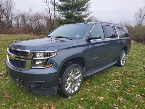 2019 Chevrolet Suburban for sale at Drive Motor Sales in Ionia MI