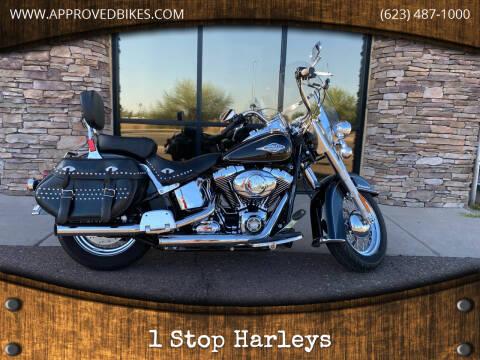 2014 Harley-Davidson Heritage for sale at 1 Stop Harleys in Peoria AZ