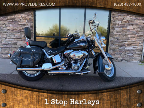 2014 Harley-Davidson Softail Heritage for sale at 1 Stop Harleys in Peoria AZ