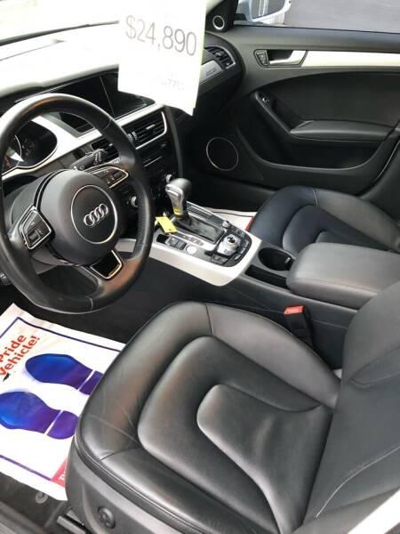 2016 Audi Allroad AWD 2.0T quattro Premium Plus 4dr Wagon - East Barre VT
