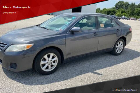 2011 Toyota Camry for sale at Klean Motorsports in Skokie IL